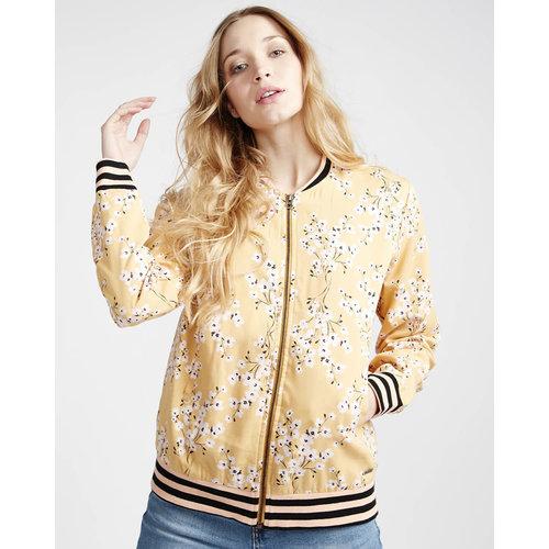 Billabong Billabong Dames Retro Bloom Jacket Golden Hour