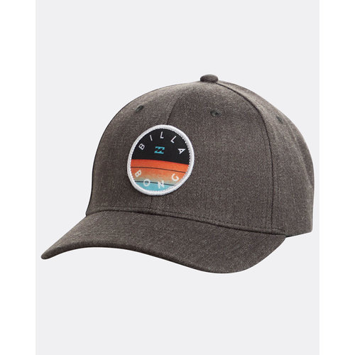 Billabong Billabong Theme Snapback Hat Grey Heather