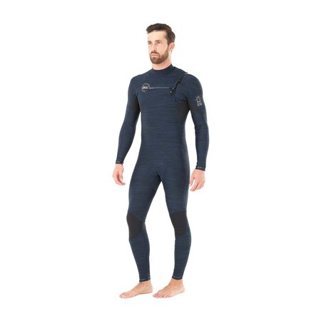 Picture Organic Clothing Picture Equation 3/2 Men's Summer Wetsuit Dark Blue Melange