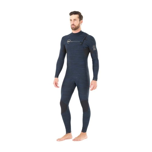 Picture Organic Clothing Picture Equation 3/2 Men's Summer Wetsuit Dark Blue Melange