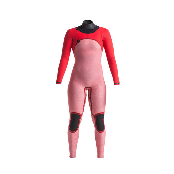 C-Skins ReWired 4/3 Dames Wetsuit Raven/Bl/Shade/IceBlue