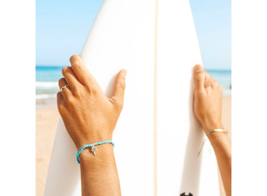 At Aloha Palm Sea Armband