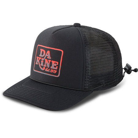 Dakine Dakine Lock Down Trucker Cap Black