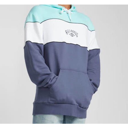 Billabong Billabong Boys Ninety One Hoodie Purple Haze