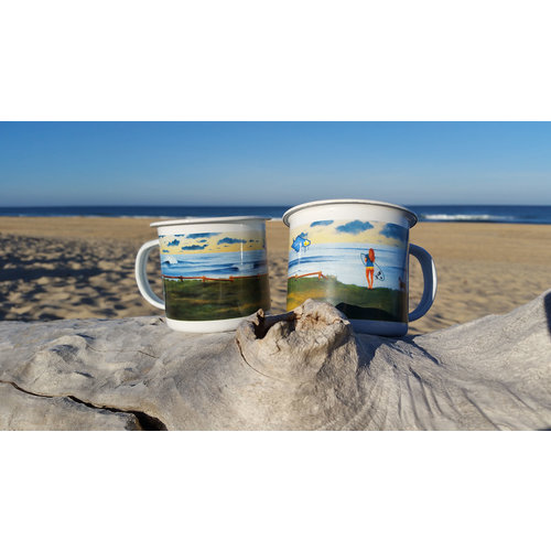 SurfArt SurfArt Travel Mug