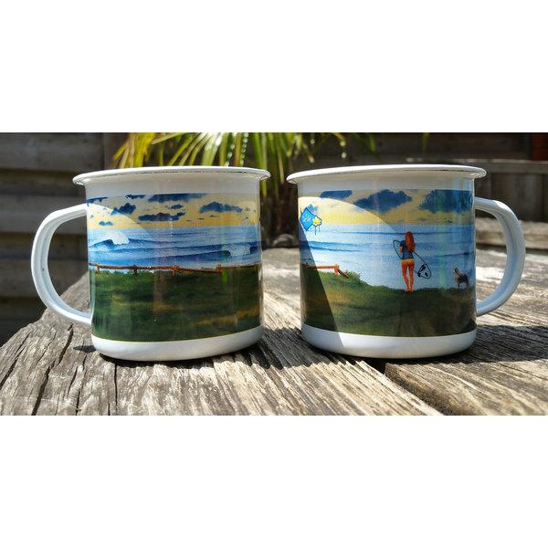 SurfArt Travel Mug