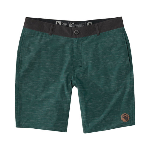 Hippy Tree Hippy Tree Heren Tulsa Hybrid Shorts Teal