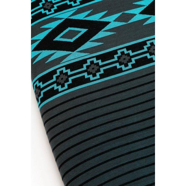 Creatures Longboard Boardsock Inca Charcoal/Mint