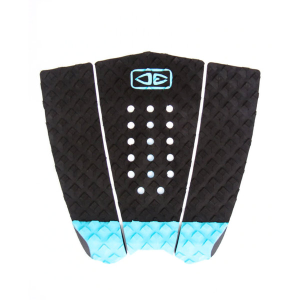 O&E Simple Jack Hybrid Tailpad Black/Blue