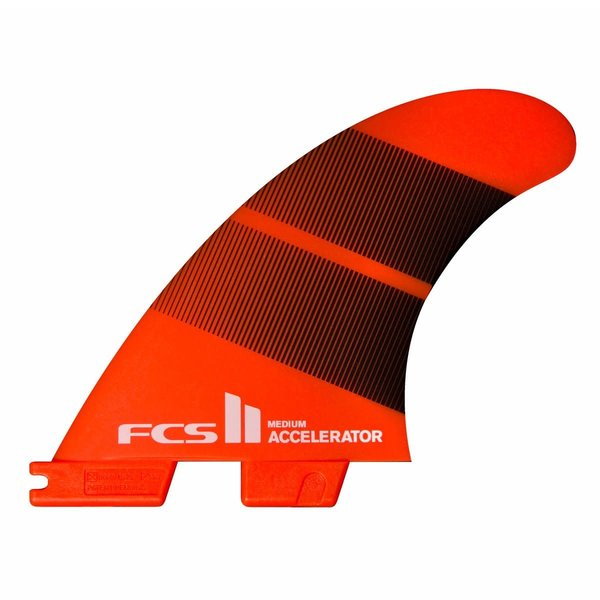 FCS II Accelerator Neo Glass Thruster Fins Tang Gradient