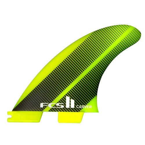 FCS FCS II Carver Neo Glass Thruster Fins Acid Gradient