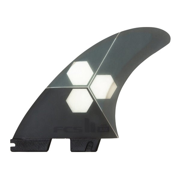 FCS II AM PC AirCore Thruster Fins Grey
