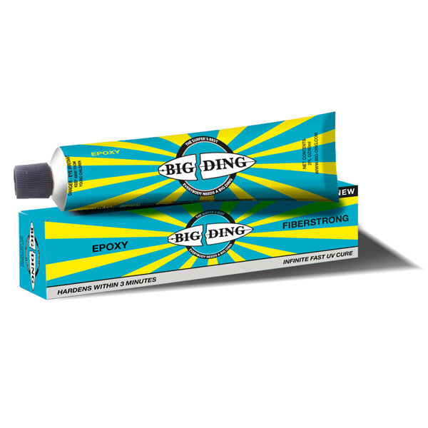 Big Ding Epoxy Fibrestrong UV Cure Tube