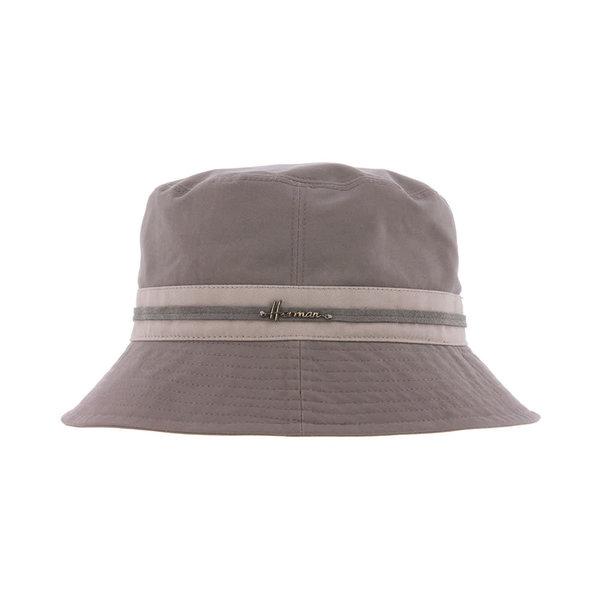 Herman Bucket Hat Grijs