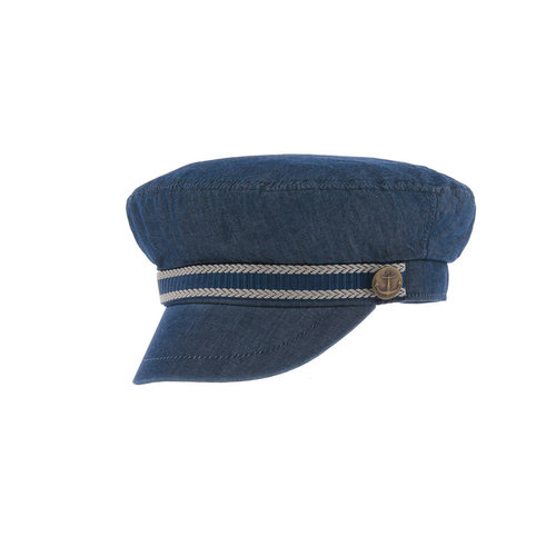 Herman Headwear Herman Marins Hat Blauw