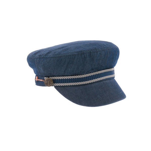 Herman Marins Hat Blauw