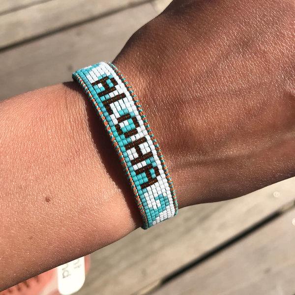 Aloha Moana ALOHA Armband