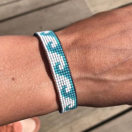 Aloha Surf Huismerk Aloha Moana Armband