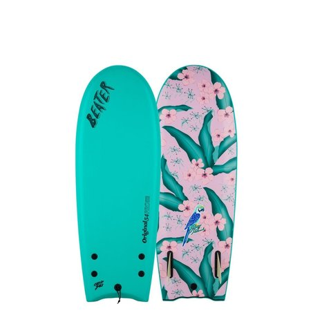 """Catch Surfboards Catch Beater 54"""" Johnny Redmond Pro Model Turquoise"""