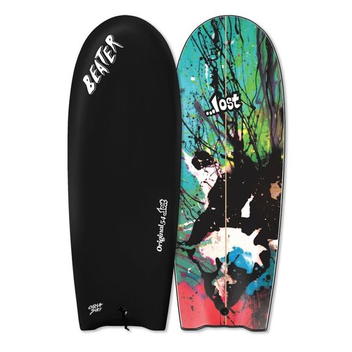 Catch Surfboards Catch Beater Original 54'' Twin Lost Edition Black