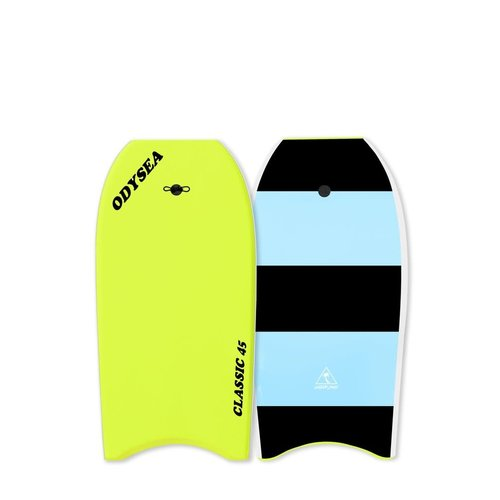 Catch Surfboards Catch Odysea Classic 45'' Bodyboard Electric Lemon