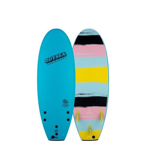 Catch Surfboards Catch Odysea 5'0'' Stump Thruster Blue Curacao