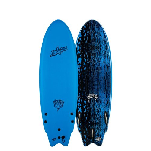 Catch Surfboards Catch Odysea 5'5'' Lost Round Nose Fish Azul Blue