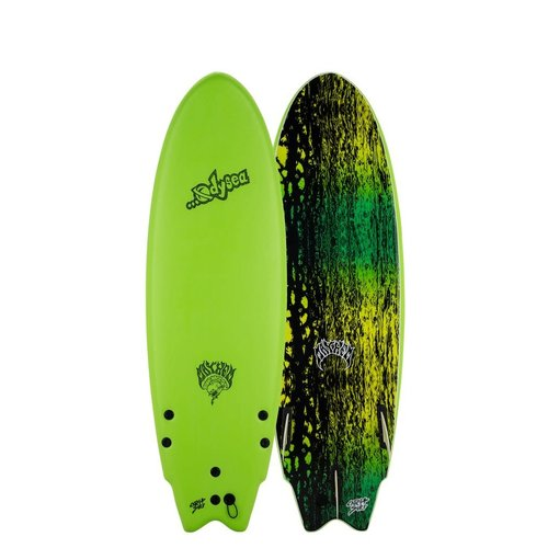 Catch Surfboards Catch Odysea 6'5'' Lost Round Nose Fish Apple Green