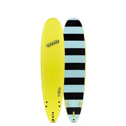 Catch Surfboards Catch Odysea 7'0'' LOG Electric Lemon