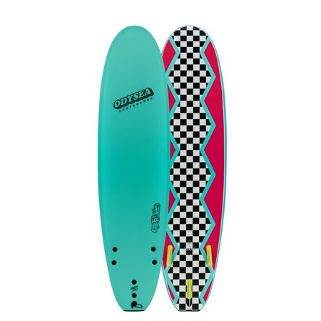Catch Surfboards Catch Odysea 8'0'' LOG Turquoise