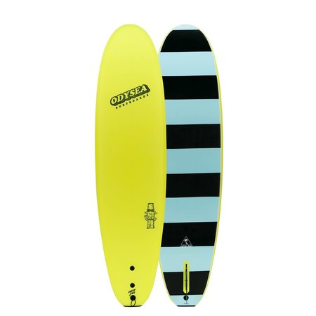 Catch Surfboards Catch Odysea 8'0'' Plank Electric Lemon