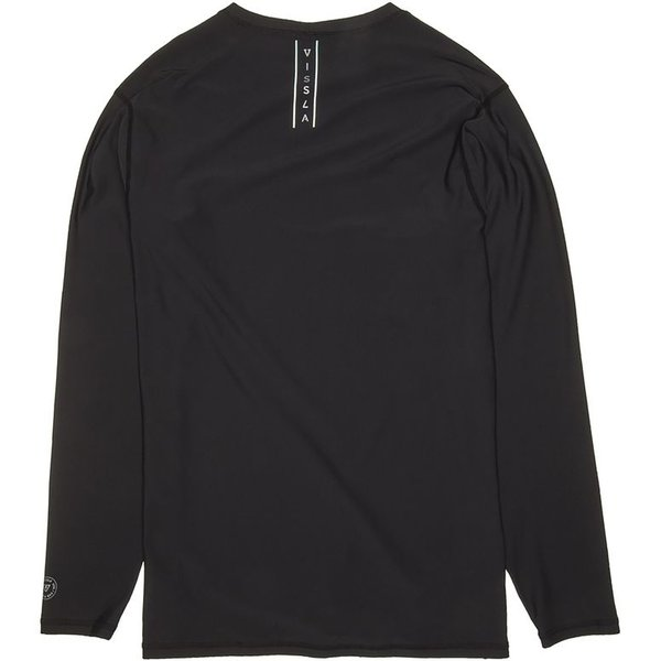 Vissla Heren Everyday Lycra Long Sleeve Black