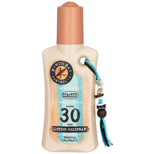 Byron Bay Suncare Byron Bay Lotion Gel Spray SPF 30 200 ml