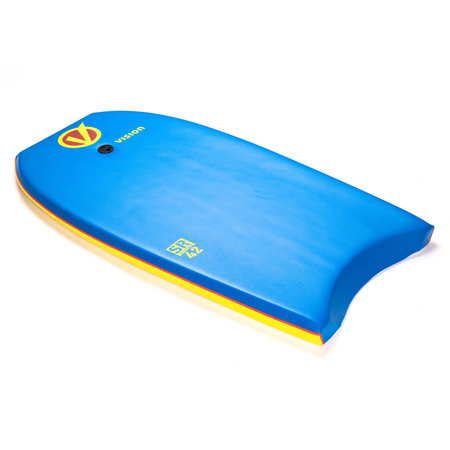 Vision Vision SR Bodyboard 42'' Blue/Yellow