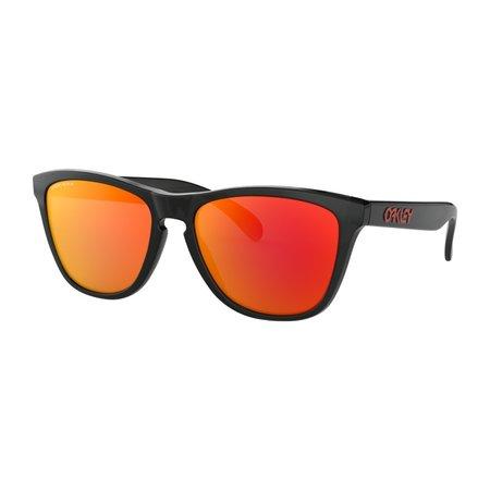 Oakley Oakley Frogskins Black Ink Prizm Ruby Sunglasses