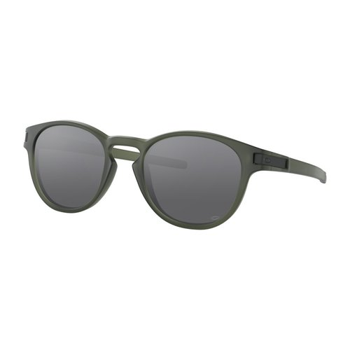 Oakley Oakley Latch Matte Olive Ink Emerald Iridium Zonnebril