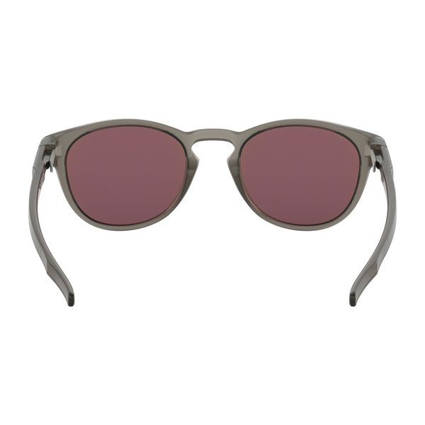 Oakley Latch Matte Grey Prizm Sapphire Polarized Zonnebril