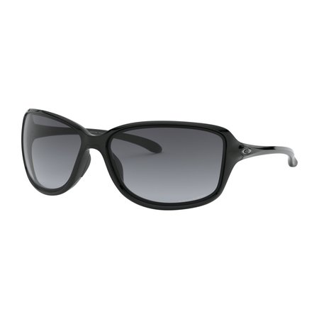 Oakley Oakley Cohort Polished Black Gradient Polarized Zonnebril