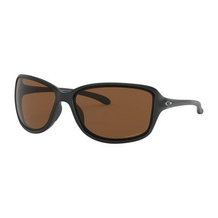 Oakley Oakley Cohort Matte Black Prizm Tungsten Polarized Zonnebril