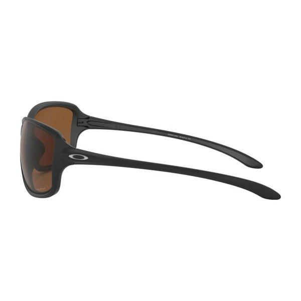 Oakley Cohort Matte Black Prizm Tungsten Polarized Zonnebril