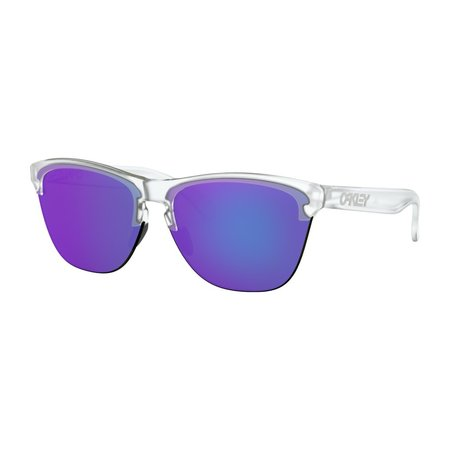 Oakley Oakley Frogskins Lite Matte Clear Violet Iridium Zonnebril
