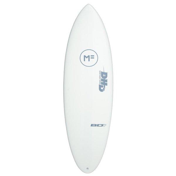 Mick Fanning Softboards DHD Black Diamond 5'10'' White