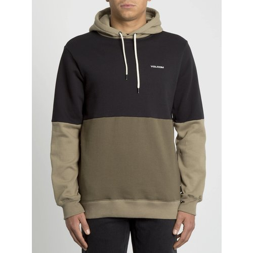 Volcom Volcom Heren Single Stone Div Hoodie Military
