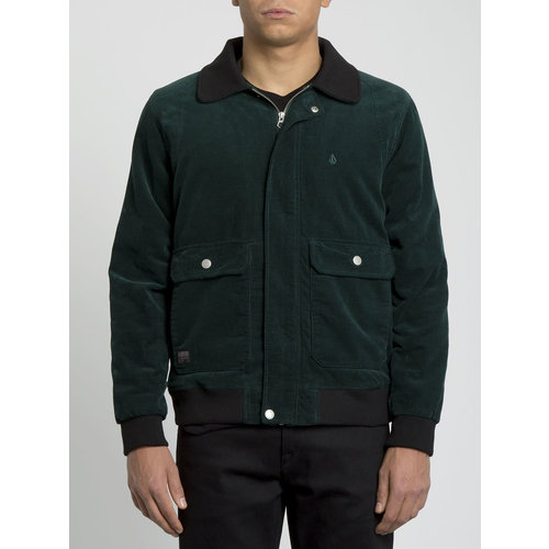 Volcom Volcom Heren Domjohn Jacket Evergreen