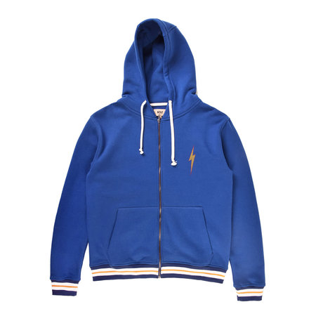 Lightning Bolt Lightning Bolt Heren Barry Zip Hoodie