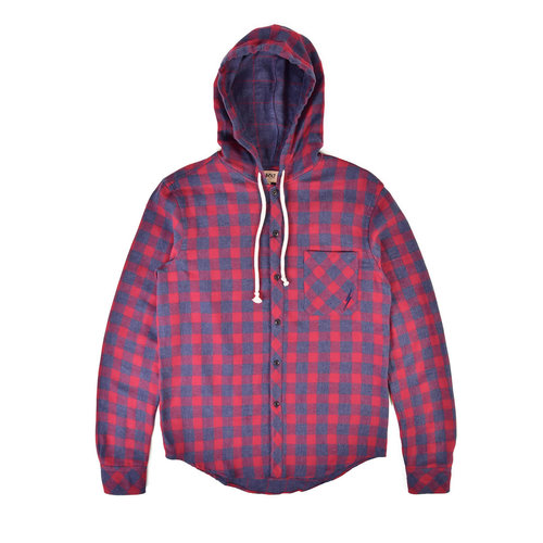 Lightning Bolt Lightning Bolt Men's Hamilton Flannel Shirt