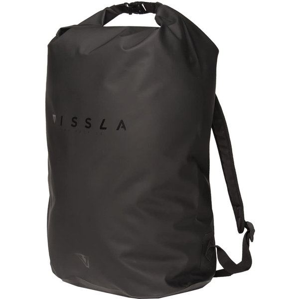 Vissla Seven Seas XL 35 Liter Dry Bag Black
