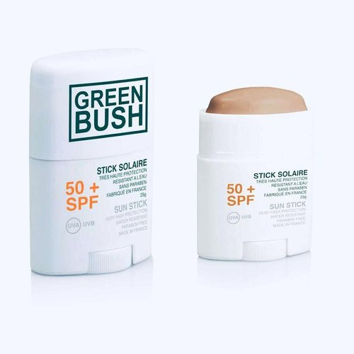 Greenbush Greenbush SPF 50 Stick Beige Sunscreen