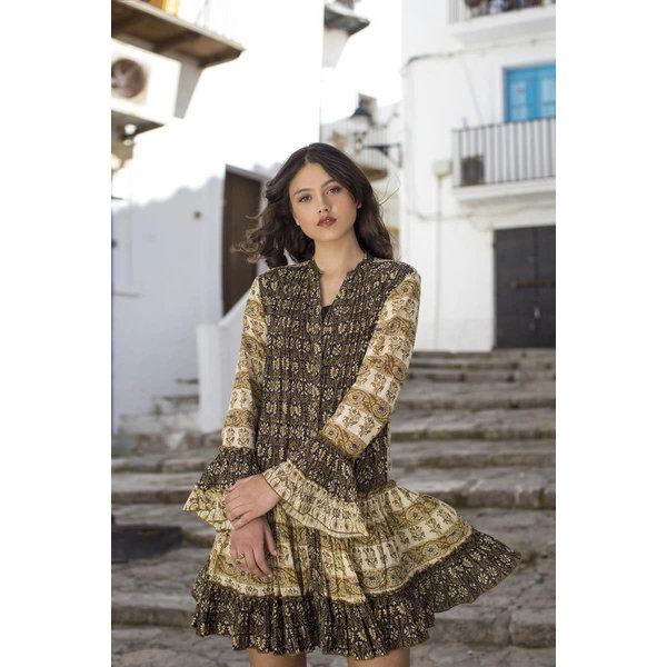 Isla Ibiza Dames Tunic Print Mixed