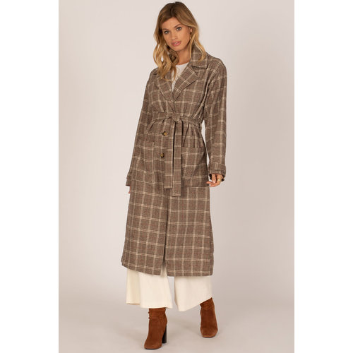 Amuse Amuse Emmanuelle Dames Trench Jacket